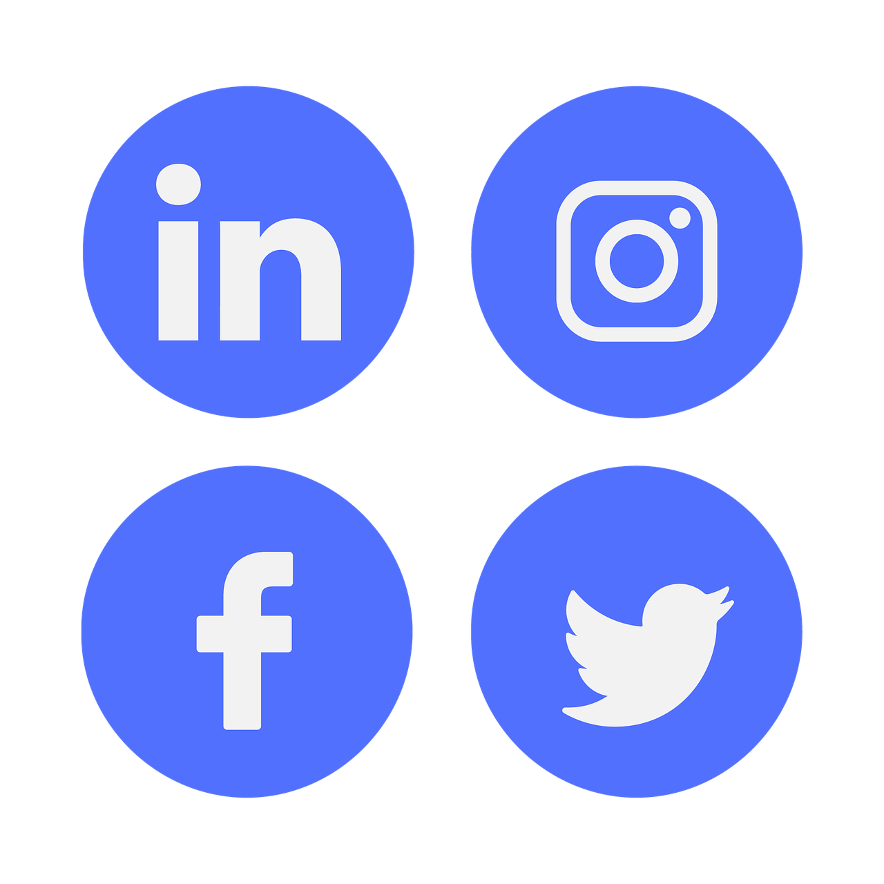 icon, social media, linkedin